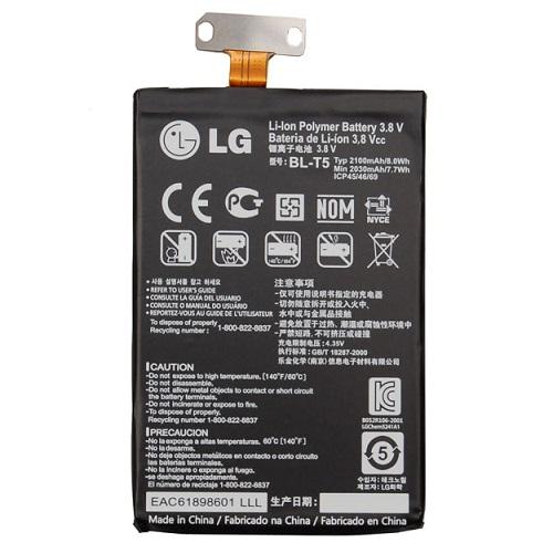 Original-LG-Akku-Accu-BL-T5-fuer-LG-Google-E960-Nexus-4-2100-mAh-Batterie