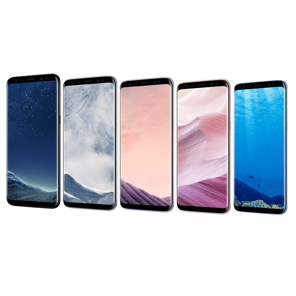 samsung galaxy s8 sm g950f smartphone 64gb neu vom. Black Bedroom Furniture Sets. Home Design Ideas
